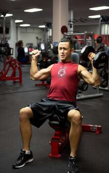 "Joseph Gordon-Levitt, 2012 at age 31, in ""Don Jon."" Photo: Daniel McFadden, McClatchy-Tribune News Service"