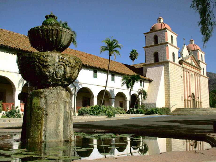 #6 Santa Barbara, CA:  It may be home to an amazing Spanish mission, but Santa Barbara's style is anything but last-last-century.