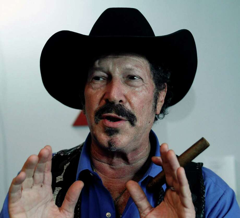 Kinky Friedman Photo: Harry Cabluck, STF / AP