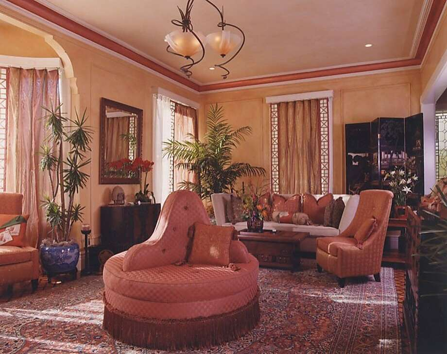 The interior of San Francisco designer Audrey Brandt's home, one of the stops on the Junior League's tour. Photo: Courtesy Audrey Brandt