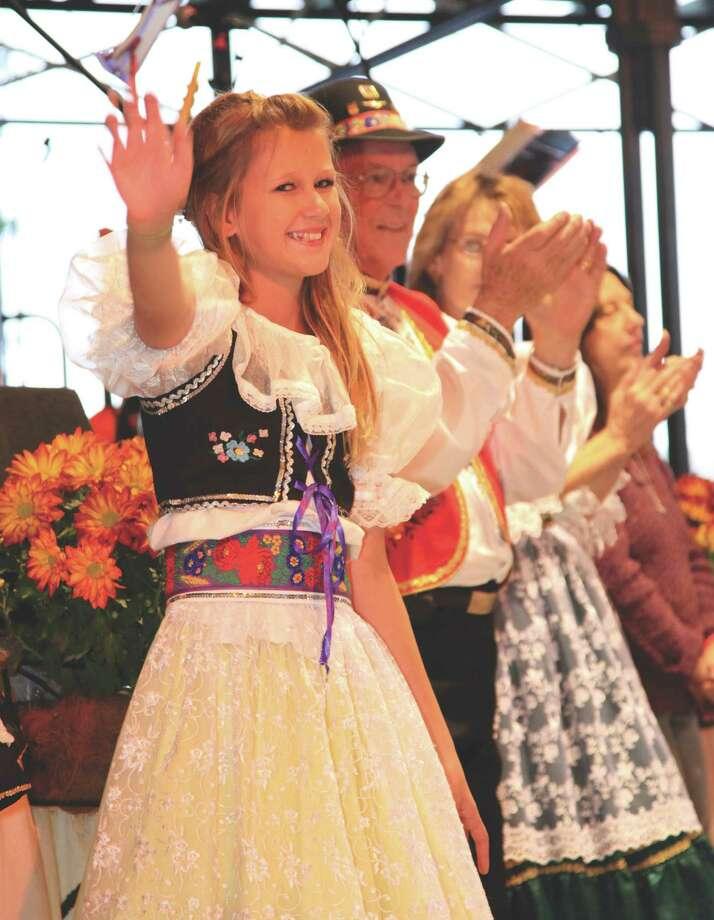 Oktoberfest in Fredericksburg