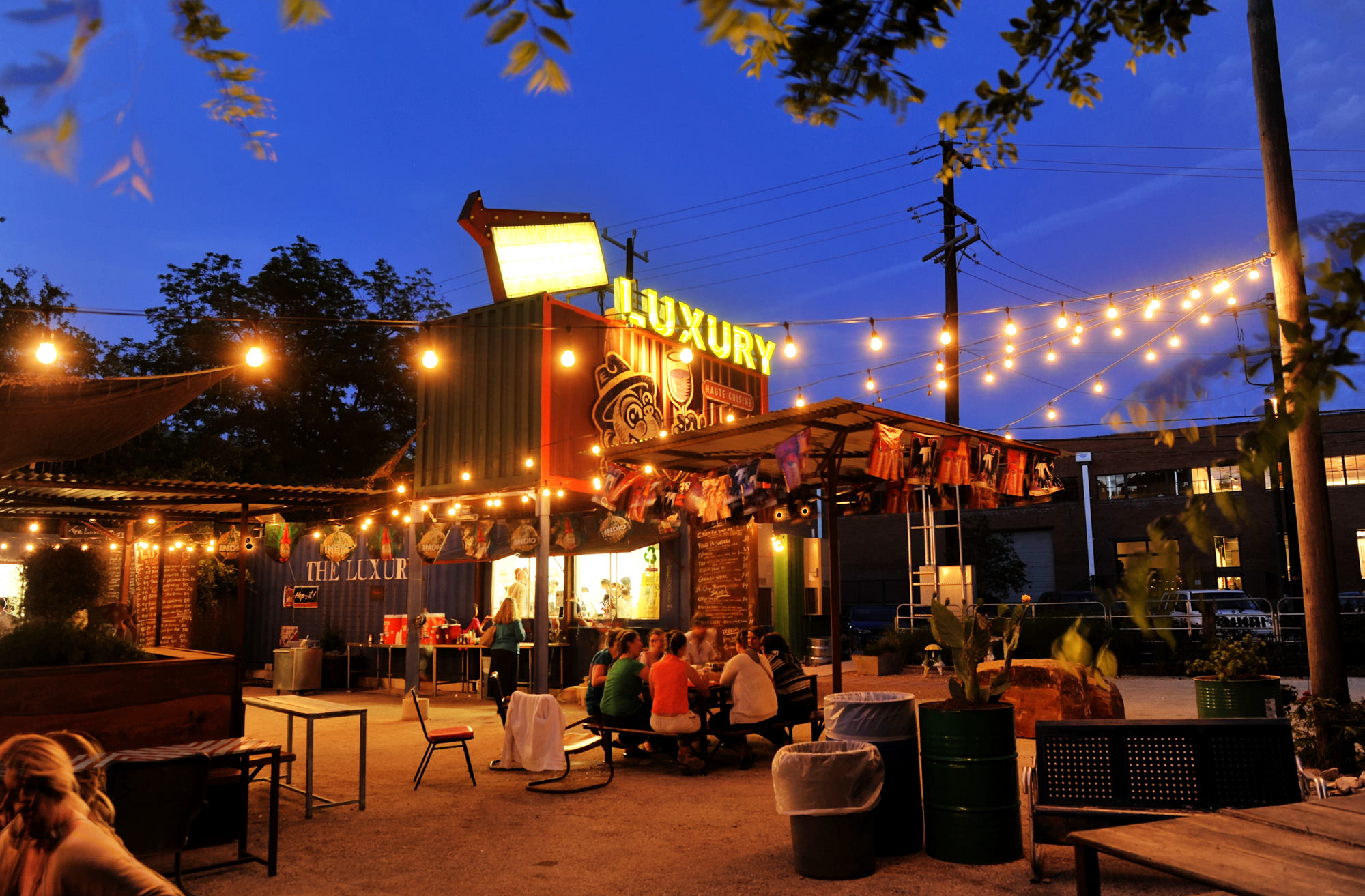 Outdoor Dining San Antonio Express News