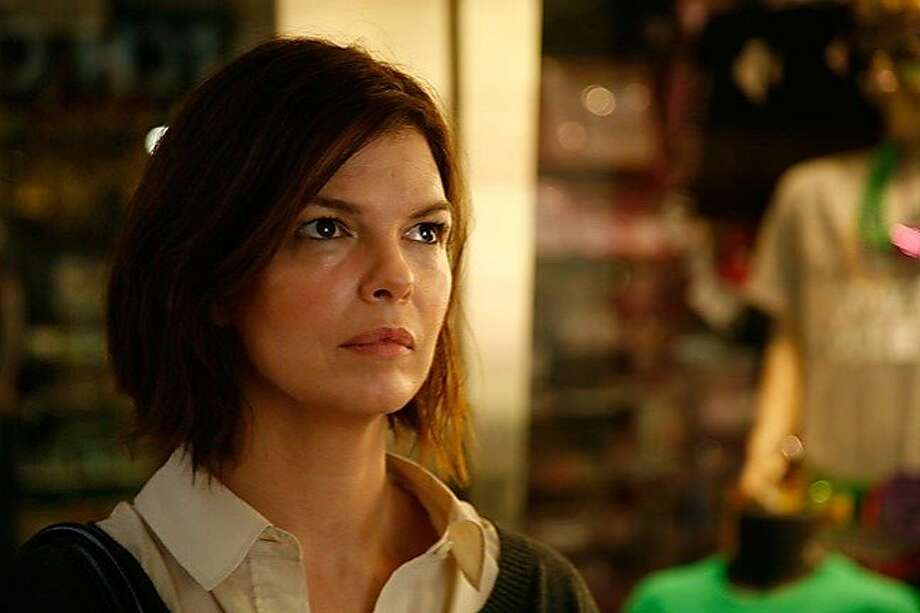 "Jeanne Tripplehorn plays a woman in a haze after the loss of her young son in ""Morning."" Photo: Anchor Bay Films"