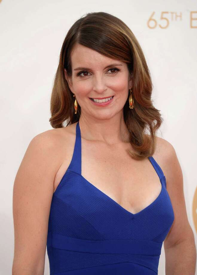 2010: Tina Fey  (Photo by Frazer Harrison/Getty Images) Photo: Frazer Harrison, Staff / 2013 Getty Images