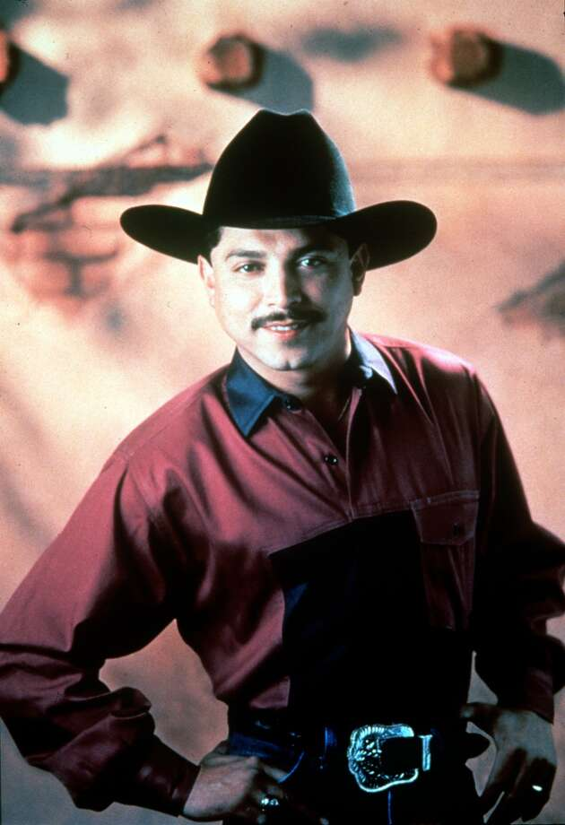 Emilio Navaira, singer in 1997. Photo: Oscar Williams