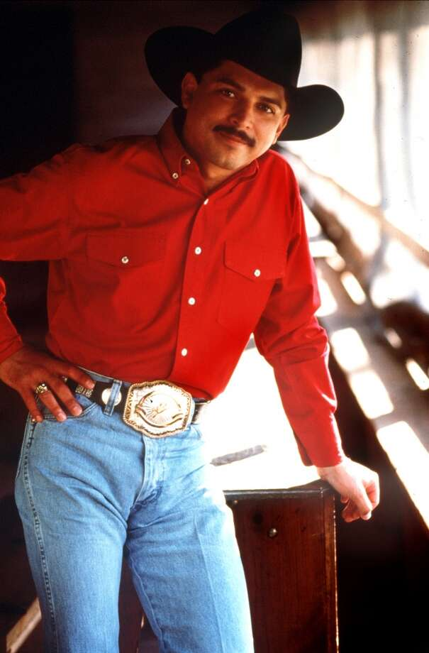 Emilio Navaira, singer, in 1997. Photo: BUTCH ADAMS, Special To The Express-News