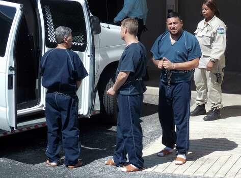 Man Id D As Bandidos Leader Arrested In Cocaine Raid San