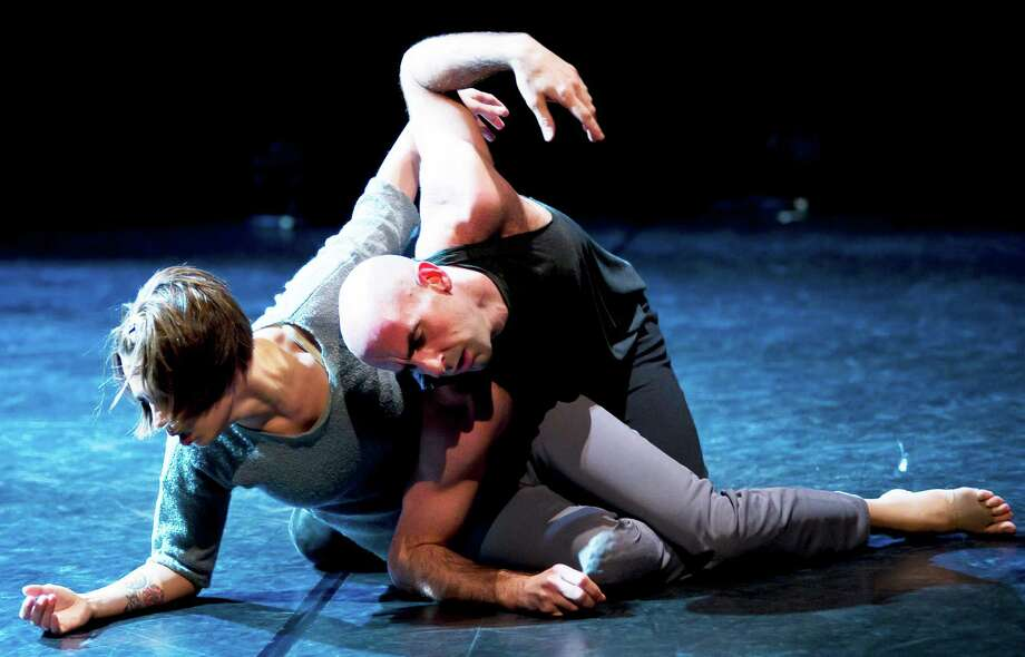 The Lar Lubovitch Dance Company will perform at the Quick Center on Oct. 4. Photo: Contributed Photo / Fairfield Citizen