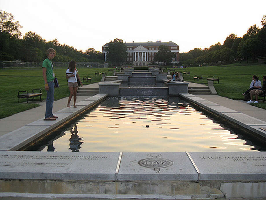 10. University of Maryland (via