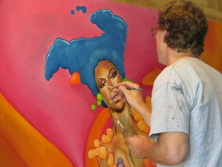 Redding Artist William Nelson
