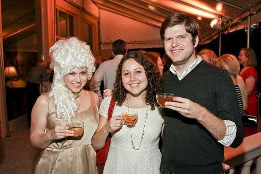 Friday, Oct. 17Punch Party at Rienzi Photo: Photo Courtesy Of Kim Coffman