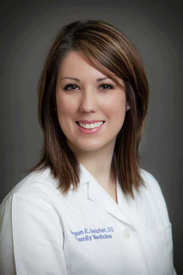 Megan Belcher Photo: Memorial Hermann Medical Group Memorial City
