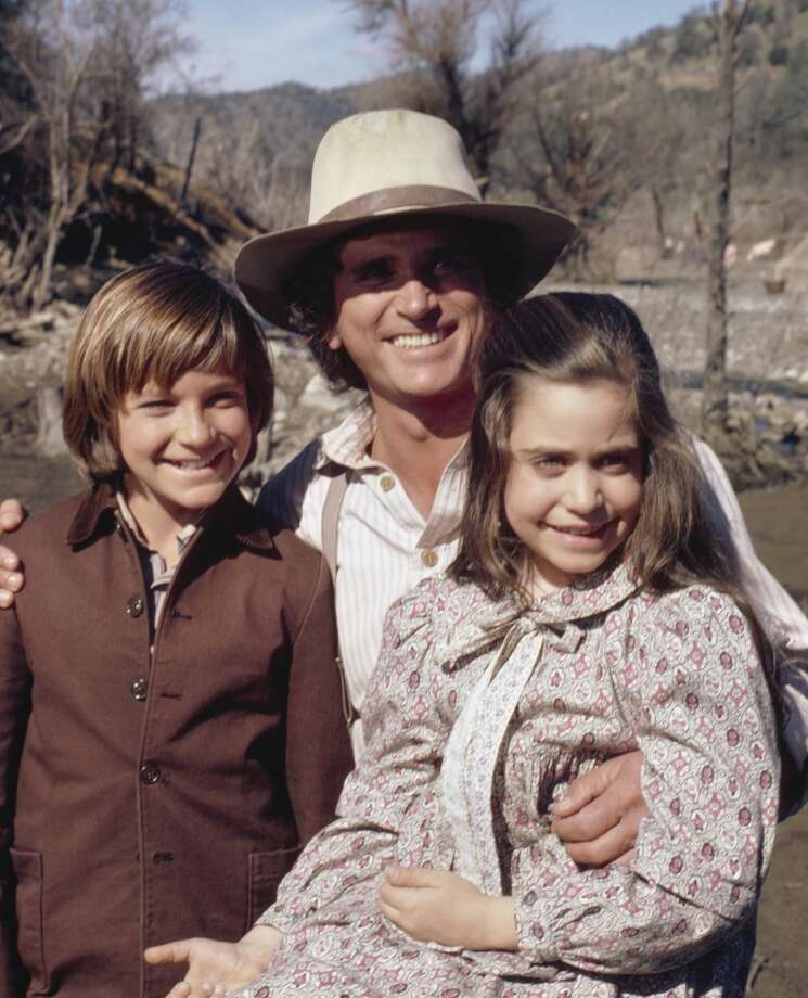 "Not only did ""Little House on the Prairie"" feature a precious Jason Bateman (left), it gave us a look at family life in a simpler time. The show debuted in 1974. Photo: NBC, NBC Via Getty Images"