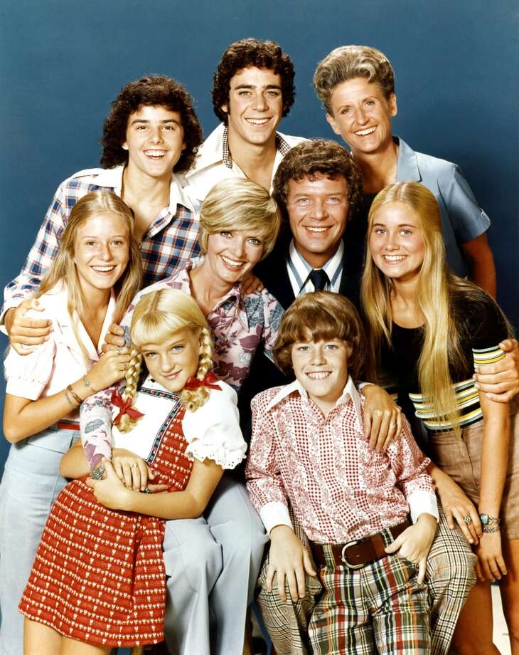 'The Brady Bunch': This is the story of a family that loved polyester and crazy patterns.
