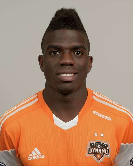 Jason Johnson Houston Dynamo  2013 team photo 2/8/13   Houston Dynamo Player Head Shots. Photo: NA / ONLINE_YES