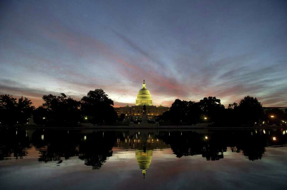 The U.S. Senate faces a Sunday showdown over whether to keep government running, but bickering over President Barack Obama's signature health care law is bringing federal agencies dangerously close to a shutdown.