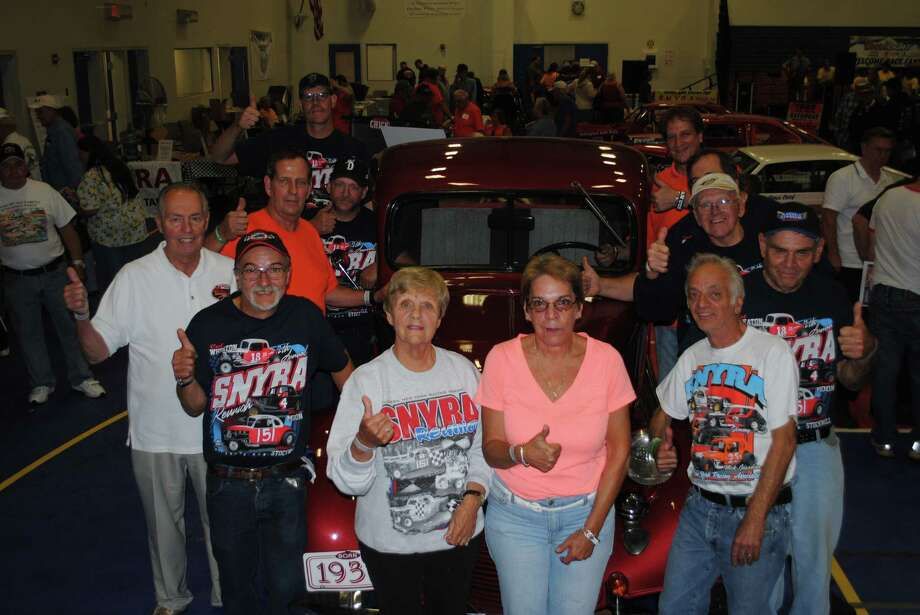 Were you SEEN at the 12th annual reunion of the Southern New York Racing Association on September 22? Photo: Wendy Mitchell