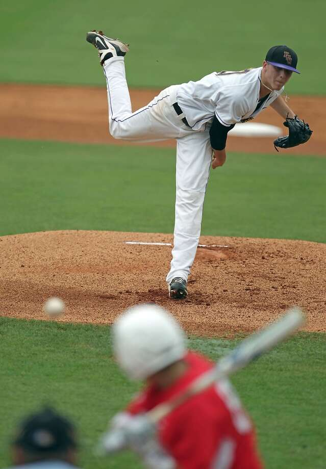 RHP Jeff Hoffman  Height/weight: 6-4, 185 pounds  College: East Carolina Photo: James Nielsen, Houston Chronicle
