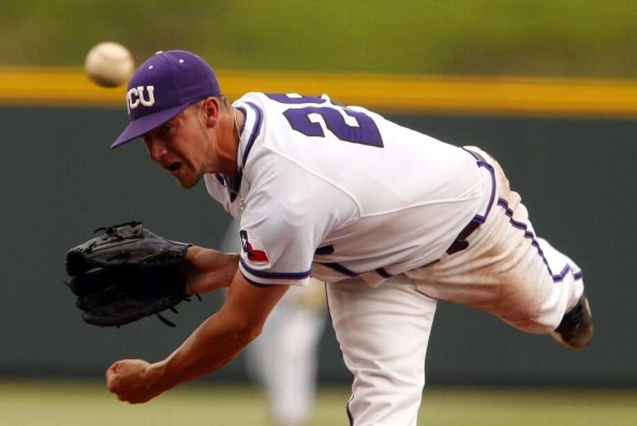 LHP Brandon Finnegan  Height/weight: 5-11, 195 pounds  School: TCU Photo: MCT, Via Getty Images