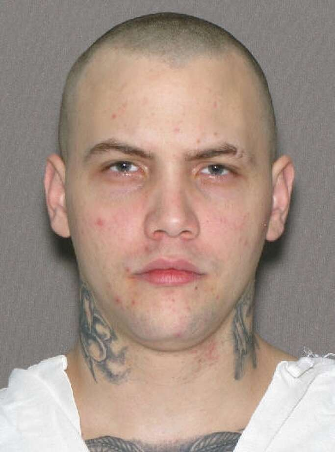 Matthew Ward, who authorities say was a member of the Aryan Brotherhood of Texas, was found shot to death Aug 22 in Channelview. He was in a car with his brother, Daniel, who was also shot to death. There have been no arrests, and authorities have declined to speculate on what may have led to their killings. The case is being handled by the Harris County Sheriff's Office.