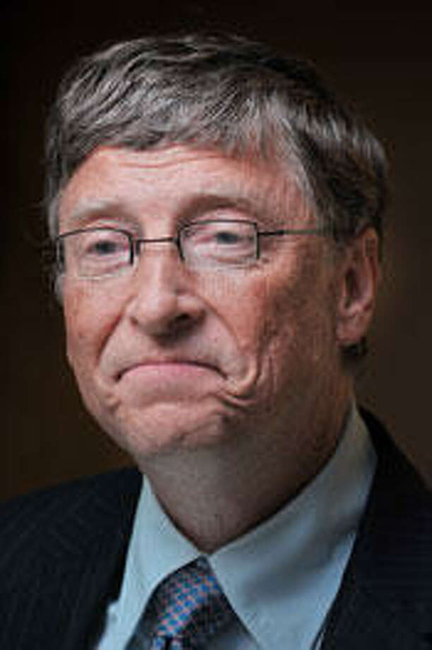 Chairman of Microsoft Bill Gates
