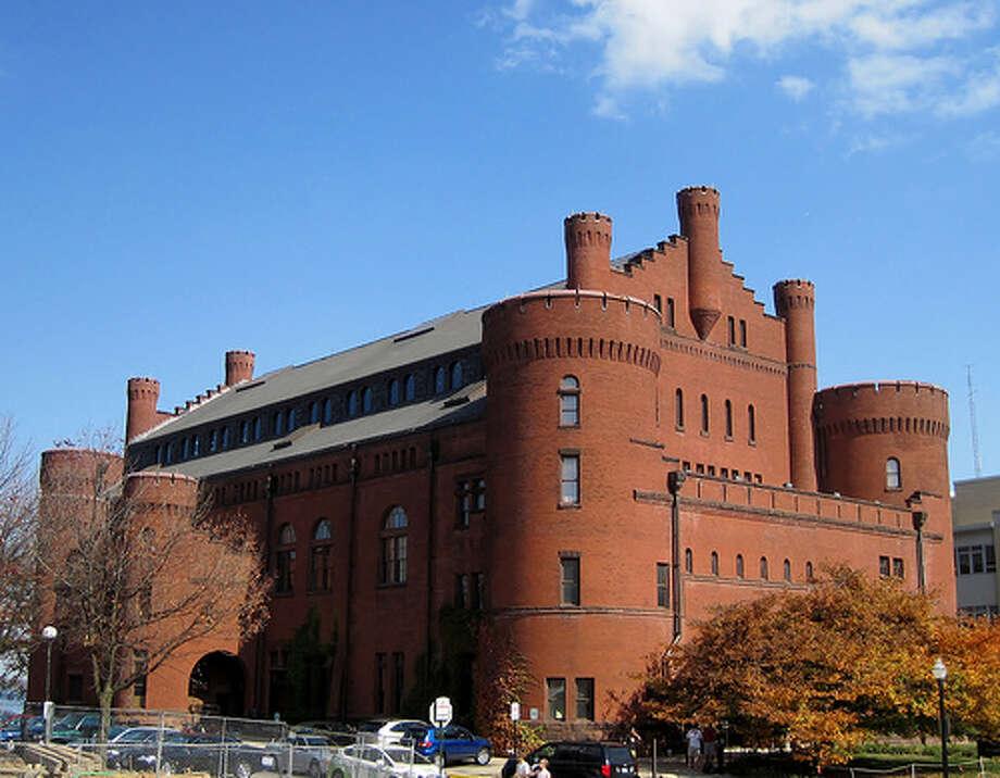 2. University of Wisconsin (via Teemu008)