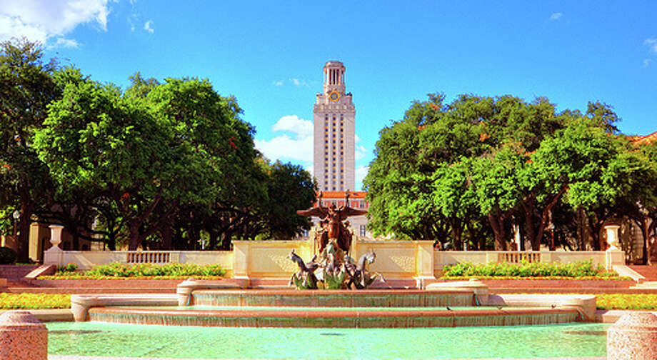 6. University of Texas (via Robert Hensley)
