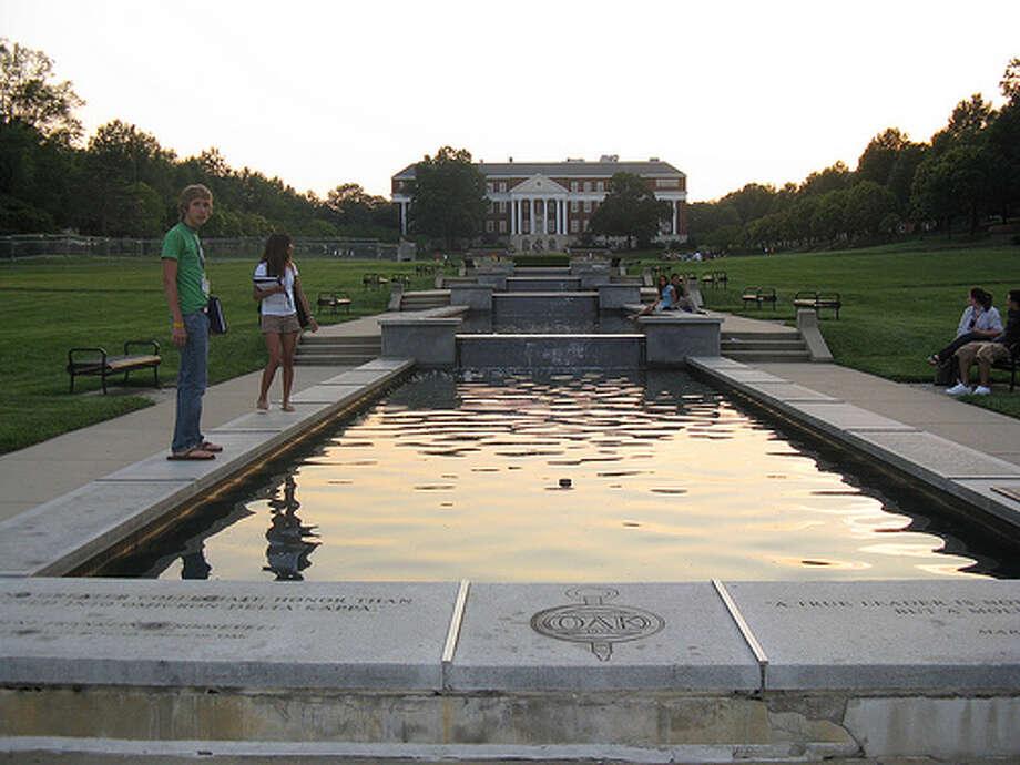 10. University of Maryland (via