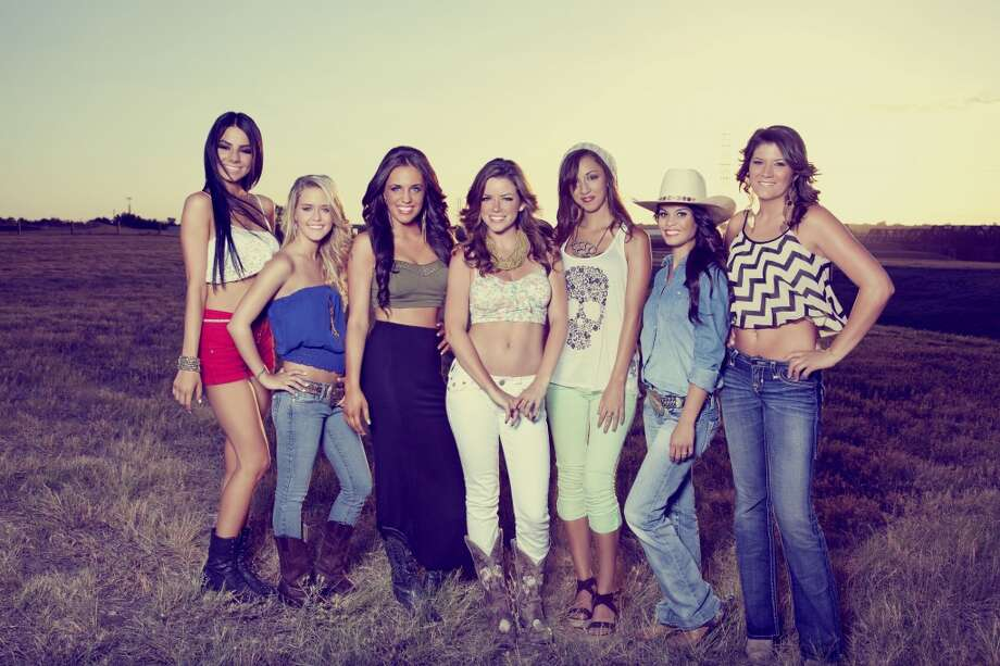 "Welcome to `Big Tips Texas,' MTV's newest ""docu-series,"" which follows a group of young women working at Redneck Heaven, a honky-tonk bar with three locations in North Texas. The show premieres Oct. 9 at 9 p.m. Meet the women who'll appear on the show ...  (Hat tip to MTV for help with the descriptions.) Photo: MTV"