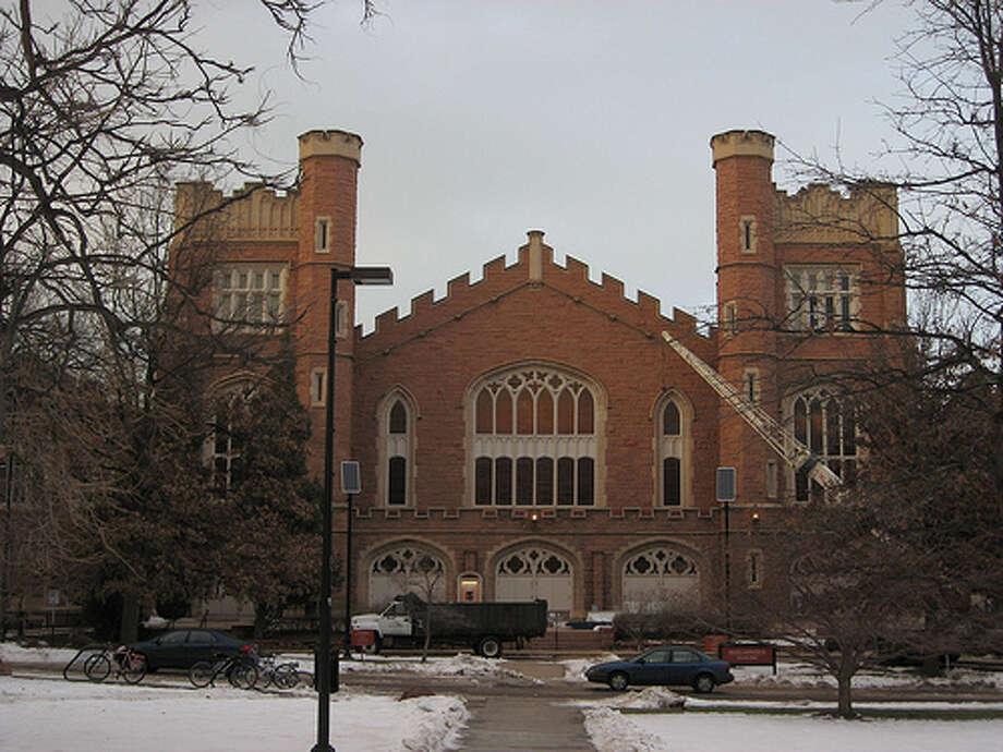 3. University of Colorado (via Ken Lund)