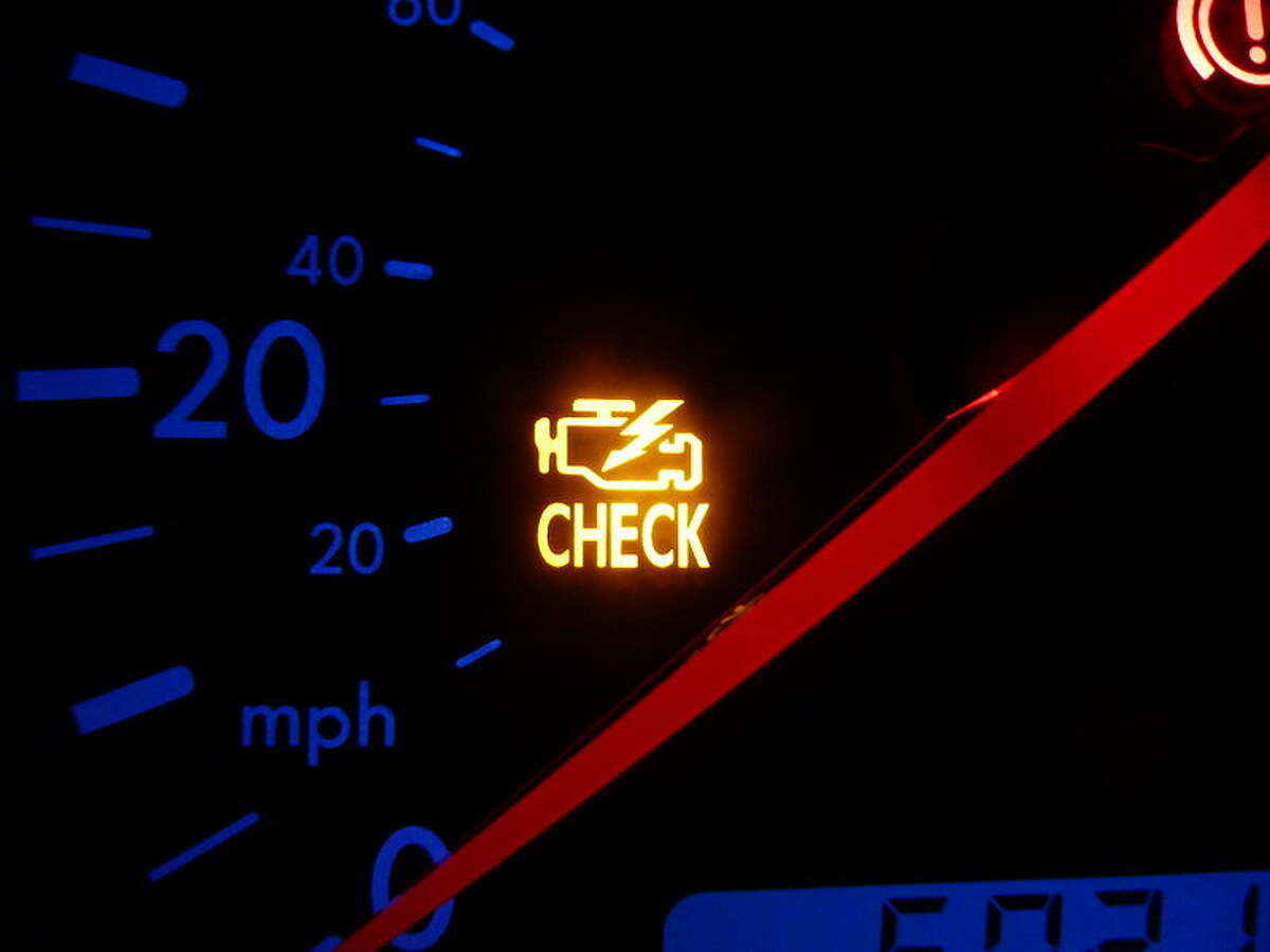 Oh, man, not that!. Here's what that light might mean, and here's what it might cost you to fix it.
