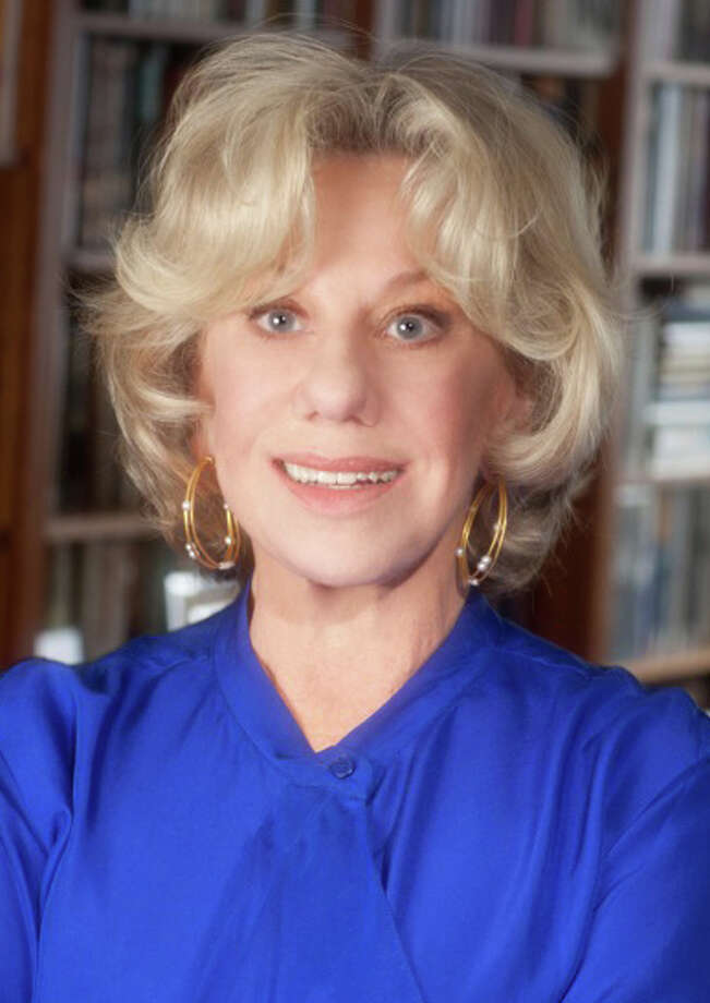"Erica Jong will discuss her novel ""Fear of Flying"" on the 40th anniversary of its publication at 7 p.m. Wednesday, Oct. 9, in the Westport Library. Photo: Contributed"