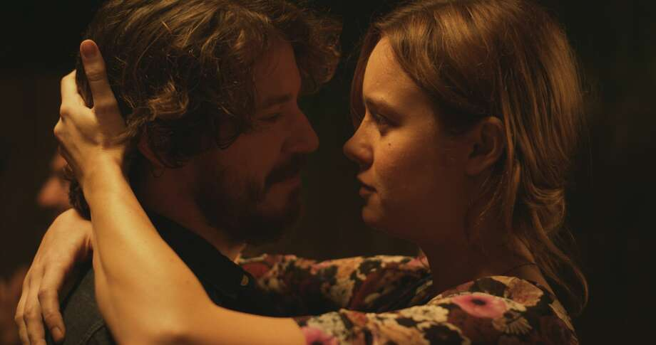 John Gallagher Jr. as Mason and Brie Larson as Grace in SHORT TERM 12 directed by Destin Daniel  Cretton Photo Credit: Brett Pawlak Courtesy of: Cinedigm Photo: Brett Pawlak