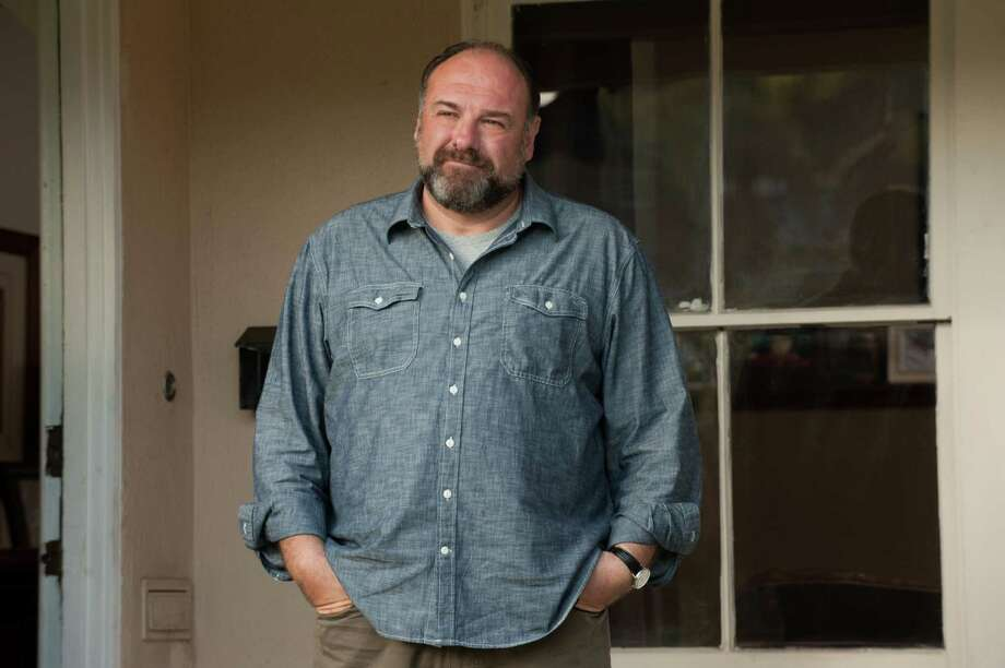 "This publicity photo released by Fox Searchlight shows James Gandolfini in a scene from the film, ""Enough Said.""  (AP Photo/Fox Searchlight, Lacey Terrell) ORG XMIT: NYET932 Photo: Lacey Terrell / Fox Searchlight"