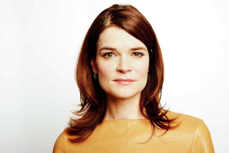 "This Sept. 25, 2013 photo shows actress Betsy Brandt in New York. Brandt stars in the AMC series ""Breaking Bad,"" which ends its series run on Sunday. She also stars in the new comedy ""The Michael J. Fox Show,"" premiering Thursday, Sept. 25, on ABC. (AP Photo/Invision, Dan Hallman)  ORG XMIT: NYET466 Photo: Dan Hallman / Invision"