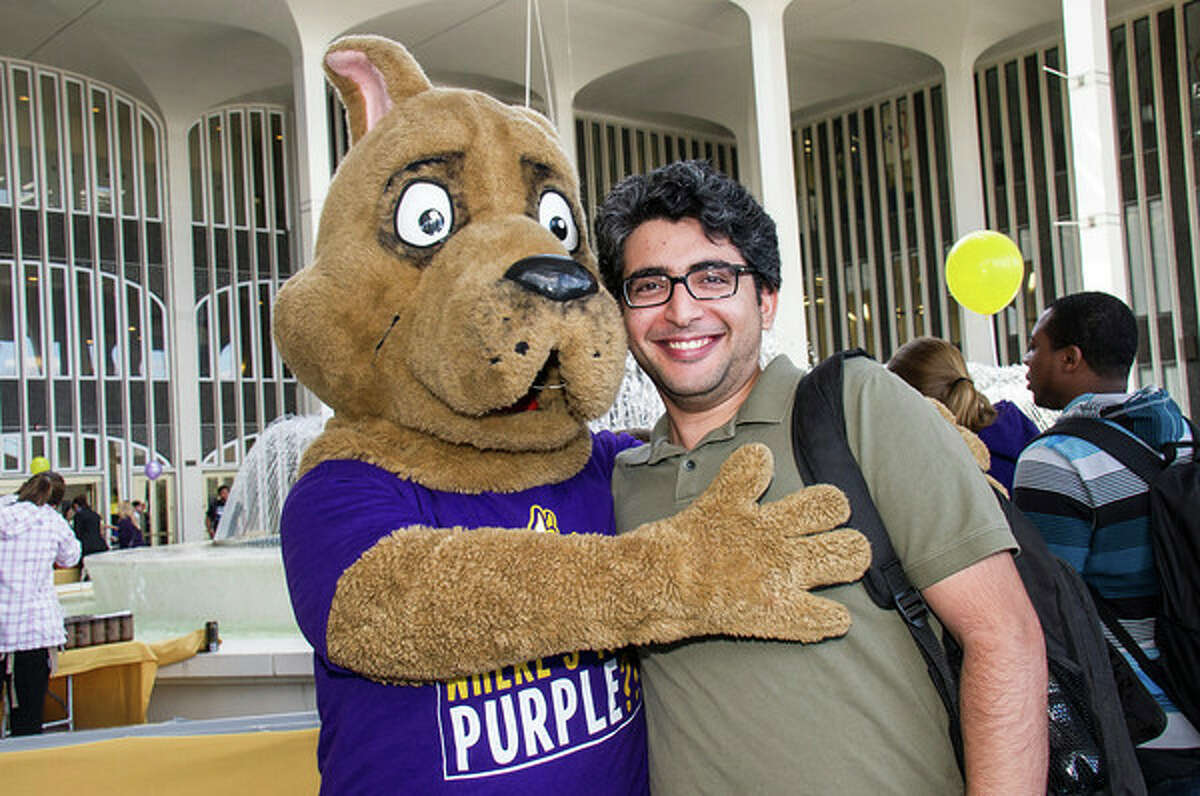 Were you Seen at the We Are UAlbany Celebration of Pride, Spirit and Community event on the UAlbany campus on Thursday, Sept. 26, 2013?