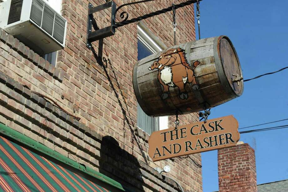 The Cask and Rasher. 245 Mansion St., Coxsackie. Photo: Lori Van Buren / 00023959A