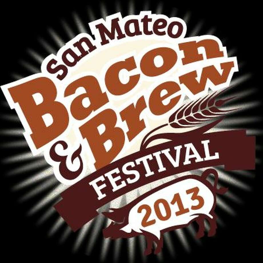 Bacon & Brew Festival: This inaugural event features 10 breweries — including Half Moon Bay Brewing Co., North Coast Brewing Co. and Anchor Steam — and 10 bacon-oriented and other food vendors. There'll also be a bacon-centric recipe contest, open to professionals and amateurs, with winners appearing in the 2013 Bacon and Brew Fest Cookbook. Noon-6 p.m. Saturday. $10, includes a large beer, glass of wine or soft drink; 12 and under free. Central Park in San Mateo. www.sanmateochamber.org/bbf Photo: Www.sanmateochamber.org/bbf.