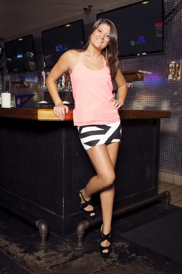 AmberThe girl who knows her way around the bar, but comes at odds with the other staff. Photo: MTV