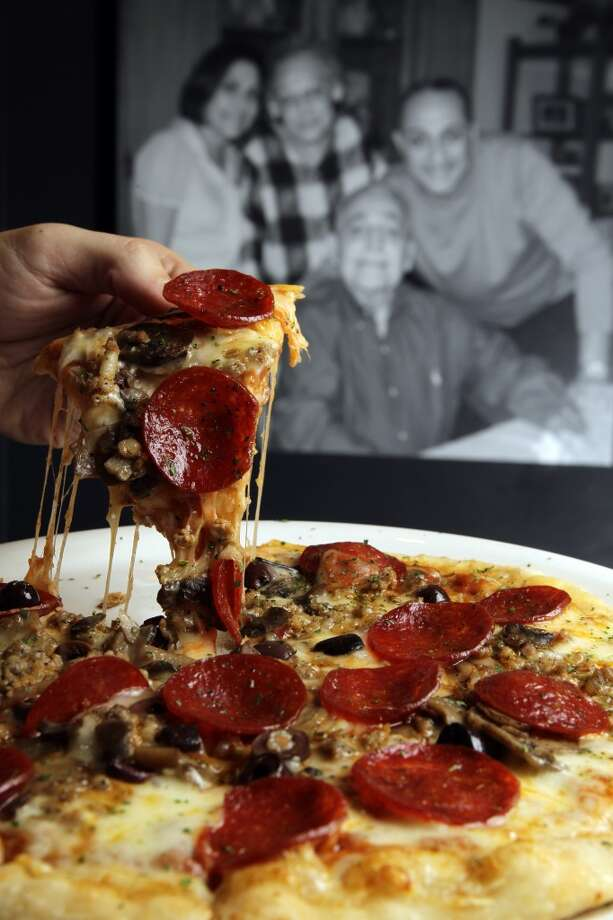 (tie) 13. Pizza