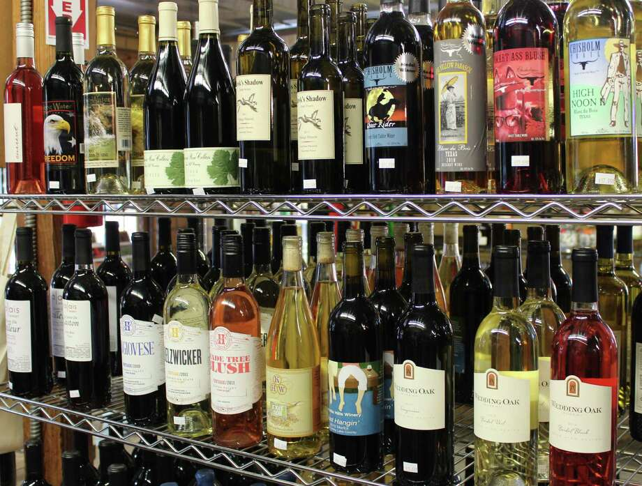 Hye Market is expanding its Texas wine selection to include wineries not on the Highway 290 trail. Photo: Jennifer McInnis / San Antonio Express-News