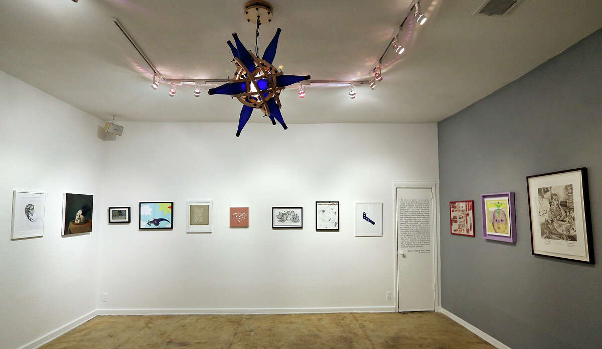 A view of the Flight Gallery, Saturday Sep. 21, 2013, which is celebrating its 11th anniversary.