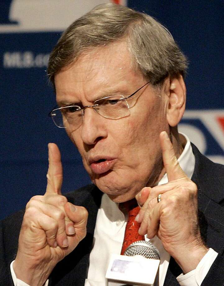 Bud Selig was part of the group that forced Fay Vincent's resignation and took over as acting commissioner in 1992. Photo: Matt York, Associated Press