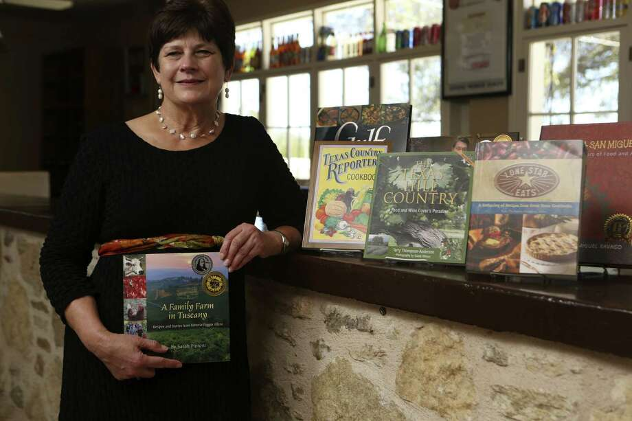 Kathy Shearer runs Shearer Publishing, a publishing house in Fredericksburg that puts out a variety of books, including cookbooks. Photo: Helen L. Montoya / San Antonio Express-News