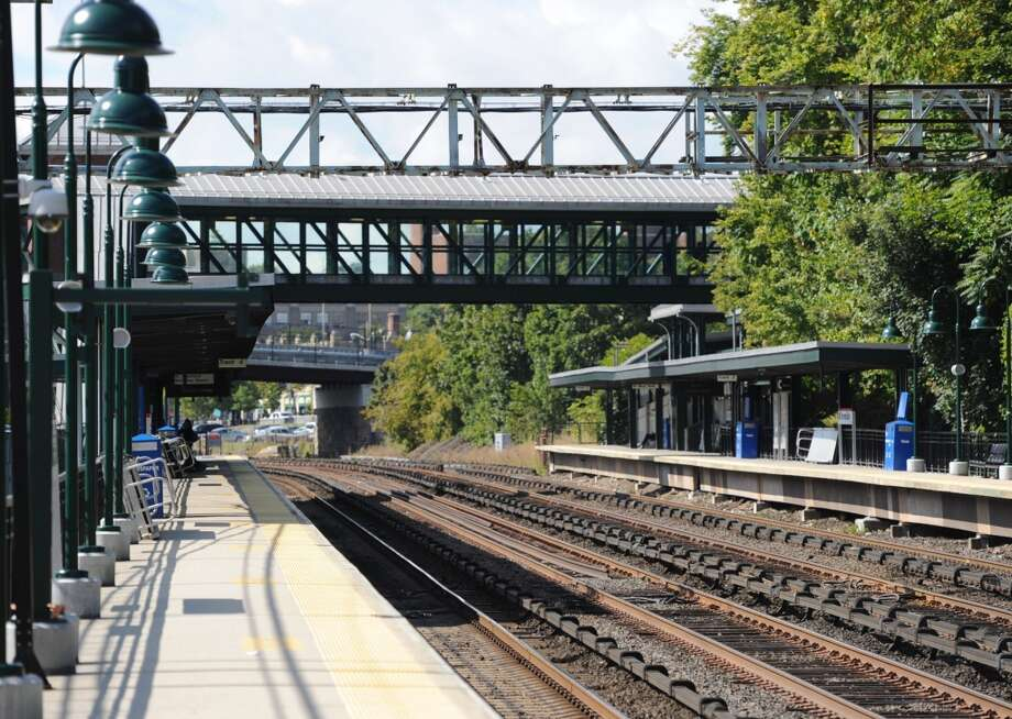 The Mount Vernon East, N.Y., Train Station, Thrusday, Sept. 26, 2013.  A damaged high-voltage feeder cable affected Metro-North rail service on the New Haven Line for days last fall. Photo: Bob Luckey