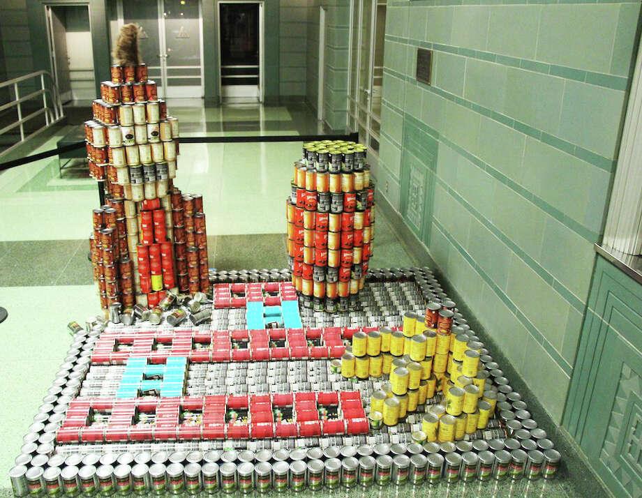 Donkey CAN, the Evolution of Donkey Kong (MBH Architects; Threadbare Games) Photo: Brad Grambrell