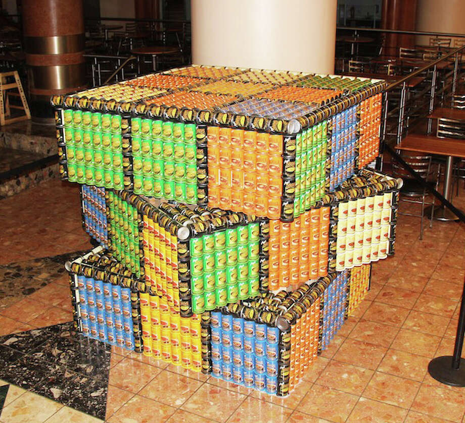 Solving the Hunger Puzzle (SmithGroupJJR; Source Planning and Construction; Tipping Mar; Parsons Brinkerhoff) Photo: Brad Grambrell