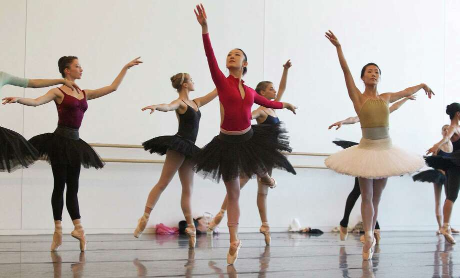The Spring Concert on Friday and Saturday is an evening of dance featuring dance students ages 5 to 18. Young, disciplined students showcase their training through choreographed pieces in ballet, pointe, modern, jazz, improvisation, musical theater and tap. Find out more.  Photo: Johnny Hanson, Houston Chronicle / Houston Chronicle