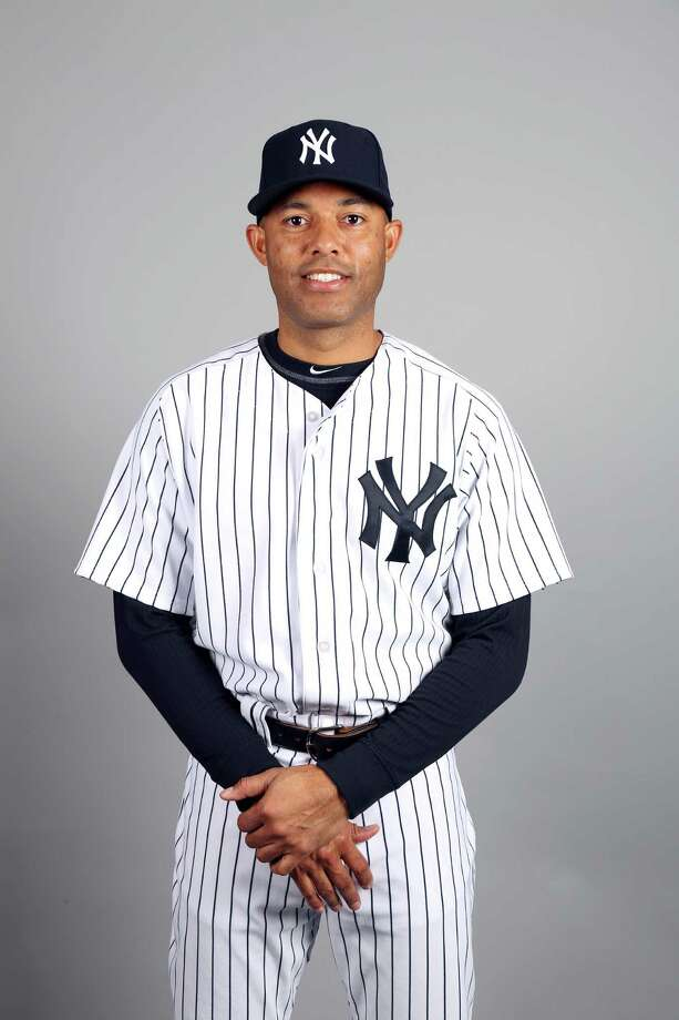 Mariano Rivera New York Yankees 2013 MLB photo TAMPA, FL - FEBRUARY 20:  Mariano Rivera (42) of the New York Yankees poses during Photo Day on Wednesday, February 20, 2013 at George M. Steinbrenner Field in Tampa, Florida.  (Photo by Robert Rogers/MLB Photos via Getty Images) *** Local Caption *** Mariano Rivera Photo: NA, Stringer