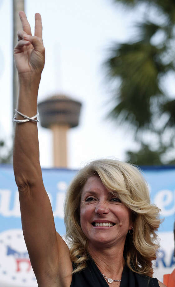 State Sen. Wendy Davis' campaign would not confirm that she will seek the office of governor. She has said she would announce her plans on Oct. 3, but multiple sources say she is already letting elected officials and large donors know that she will run.